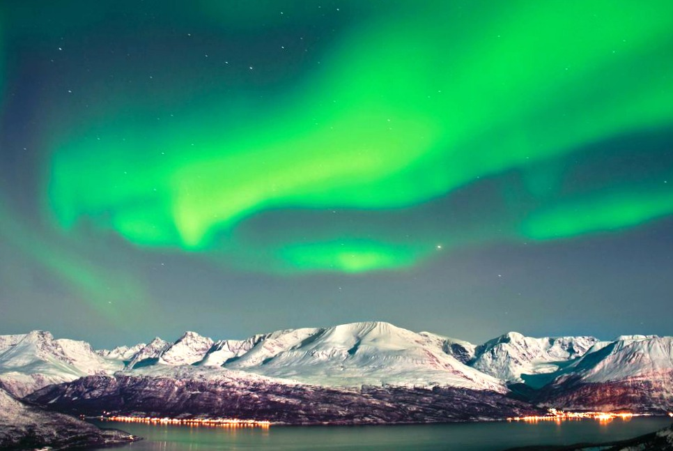 Northern Lights in Tromso, Norwar Best Served Scandinavia