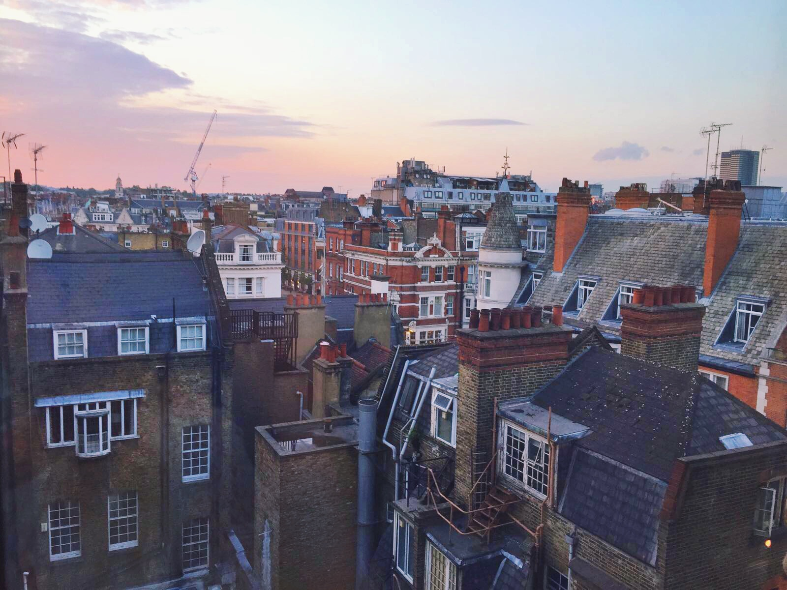 The French Riviera in the heart of Marylebone