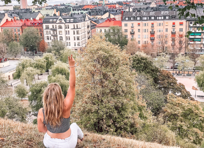 Top Instagrammable Places in Stockholm